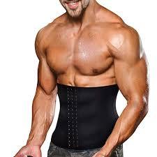 Wonderience Men Waist Trainer Slimming Body ... - Amazon.com
