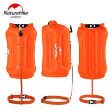<b>Naturehike Swimming</b> Dual Airbag Storage <b>Dry</b> Sack <b>Waterproof</b> ...