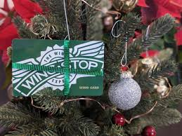 Wingstop Gift Cards to All, and to All a Good Night! - WINGSIDER