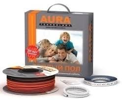 <b>Нагревательный кабель Aura Heating</b> КТА 37-650 купить по ...