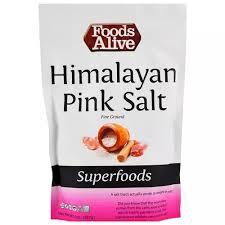 <b>Foods</b> Alive <b>Himalayan Pink Salt Superfoods</b>