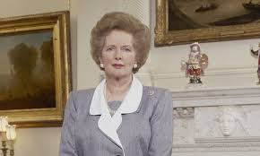 Margaret Thatcher leads the way in new dictionary of notables ...