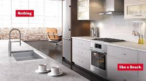 bosch kitchen appliances home
