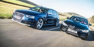 Audi Rs4 2001 Bmw F M Vs Audi