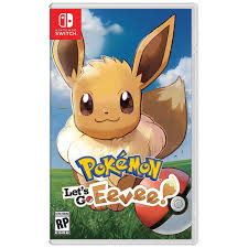 Игра Pokemon Lets Go <b>Eevee</b> для <b>Nintendo Switch</b> - отзывы ...