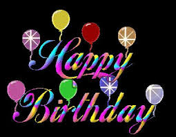Image result for animated happy birthday images