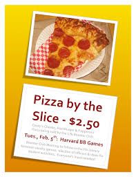 south central usd 5 pizza by the slice on tuesday 5th inserted image