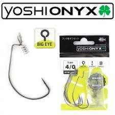 <b>Крючки офсетные Yoshi Onyx</b>