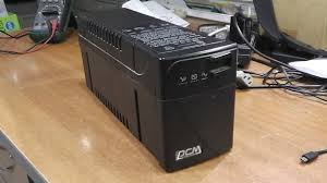 Не включается. <b>ИБП</b>(UPS) <b>Powercom</b> BNT-400AP. Ремонт платы ...