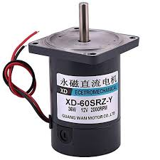 60srz 36w dc motor 12v 24v optical axis speed adjustable micro motor high torque high motor cw ccw