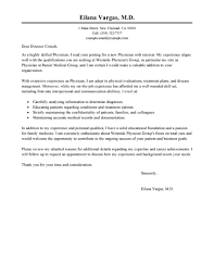 best doctor cover letter examples livecareer edit