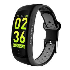 <b>Jeaper Smart Bracelet</b> Q6S Men Heart Rate Sleep Monitor Adult ...