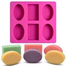 4 Cavity <b>3D</b> Life Tree Silicone <b>Soap</b> Mold DIY Handmade <b>Soap</b> ...