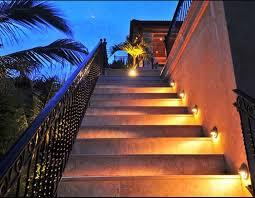 amazing exterior decorative lighting with outdoor decorative staircase lighting outdoor lighting ideas for your amazing outdoor lighting