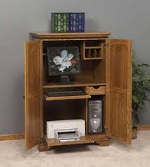 brilliant ideas of ikea computer cabinet design in wooden material with pc and keyboard and printer brilliant ikea office table