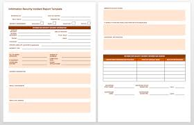doc 851541 it report template ibm maximo asset management incident report templates smartsheet it report template