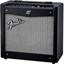 Отзывы о <b>Гитарный комбоусилитель Fender Mustang</b> 1