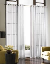 Large Kitchen Window Treatment Beautiful Custom Large Window Treatments With Long Curtain In