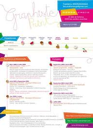 creative and funky resume designscv    by faratiana     wanted resume  middot  wanted  nu   graphic designer by mytymark