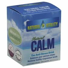 Natural Vitality Natural Calm Anti-Stress Drink Packets, 30 ct - Ralphs