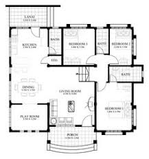 Roof deck  Small house design and Decks on PinterestSmall house design belongs to single story house plans here at Pinoy ePlans  This house plan is a sq  m  floor plan   bedrooms and