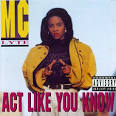 Act Like You Know album by MC Lyte