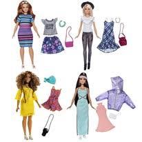 Mattel <b>Barbie</b> FXF03 Барби <b>Праздничная кукла брюнетка</b>