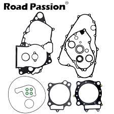 <b>Road Passion Motorcycle Engine</b> Cylinder Cover Gasket Kit For ...