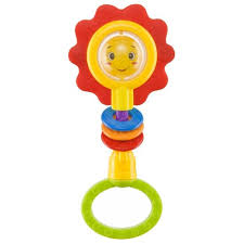 Купить <b>Прорезыватель</b>-<b>погремушка Happy Baby</b> Flower Twist ...