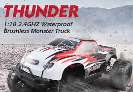JJR/C <b>Q48</b> Review: Thunder RC <b>Big Foot</b> Truck with Four-Wheel ...