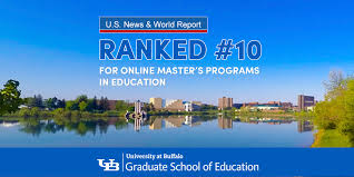 graduate school of education online programs ranked 10 in nation ub graduate school of education is ranked 10 nationwide by u s news world report