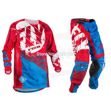 2019 <b>2017 Fish Motocross MX</b> Racing Suit Pants & Jersey Combos ...