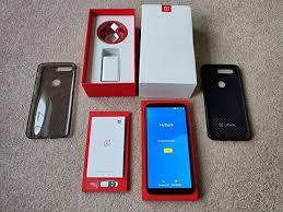 OnePlus 5T A5010 - 8GB RAM + 128GB - 6.01 inch ... - Amazon.com