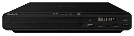 <b>DVD</b>-<b>плеер BBK</b> DVP030S — купить онлайн по выгодной цене на ...