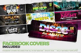 100 professional flyer templates and facebook covers only 19 100 professional flyer templates and facebook covers only 19