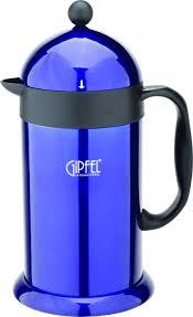 Кофейник-<b>термос Gipfel</b>, с двойными стенками, 5388, синий, <b>1 л</b> ...