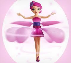 <b>Летающая Фея</b> Цветов <b>Flying Fairy</b>
