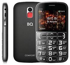<b>Телефон BQ</b> 2441 Comfort — купить по выгодной цене на Яндекс ...