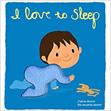 I Love to Sleep: Deluxe Touch-and-Feel (Spanish and ... - Amazon.com