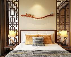 chinese style decor:   chinese bedroom decor inspiration