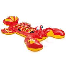 <b>Надувная игрушка Лобстер Intex</b> 57528 (213х137 см) купить в ...