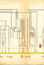 thesamba com type 4 wiring diagrams 1973 412 current flow