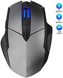 Bluetooth Mouse, Inphic Rechargeable Wireless ... - Amazon.com