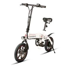 Just $601.83, buy <b>Samebike YINYU14 Smart Folding</b> Bicycle Moped ...