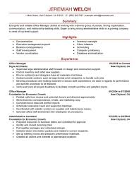 office administrator resume sample customer service resume office administrator resume amazing resume creator office manager resume examples medical office manager resume