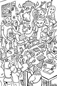 Small Picture art coloring pages Archives Best Coloring Page