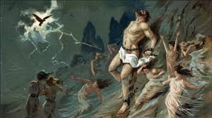 myths and legends the story of prometheus and pandora s box