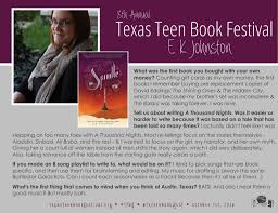e k johnston ttbf author interview texas teen book festival e k johnston ttbf author interview