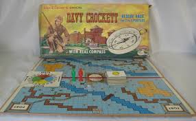 Image result for images of walt disney davy crockett merchandise