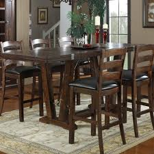 marvelous table also attractive home design furniture decorating with bar height dining table attractive high dining